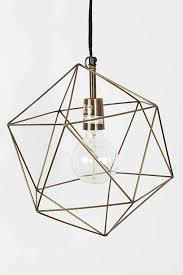 Urban Outfitters Kitchen - geo pendant magical thinking kitchen seating area and urban