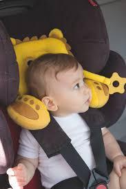 cale bebe siege auto doudou cale tête pour bébé voiture sécurité et confort