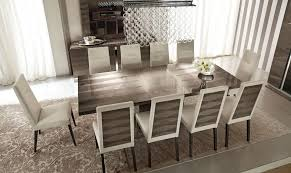 Dining Room Modern Dining Room Tables Dress Up Your Dinner Table