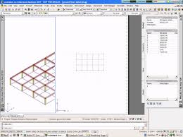 Number Stairs by Creating Structural Members And Stairs In Autocad Architecture