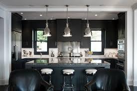 Black Kitchen Lights 53 Kitchen Lighting Ideas Decoholic