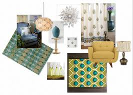 Turquoise Curtains For Living Room Ideas For A Peacock Inspired Living Room Saffron Speak