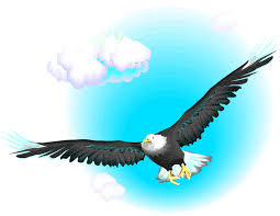 cartoon eagle flying free download clip art free clip art on