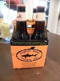 Dogfish Pumpkin Ale by Our Favorite Things 6