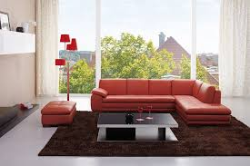 italian leather sofa sectional amazon com j u0026m furniture 625 pumpkin colored italian leather