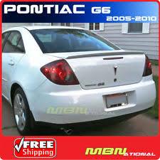 spoilers u0026 wings for pontiac g6 ebay