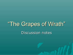 The Grapes Of Wrath Sparknotes Grapes Of Wrath Sparknotes Information