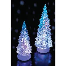 large color changing christmas tree the added touch