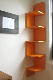 Bookshelves Corner by 8 Ways To Add Shelving To Any Corner Corner Shelf Shelves And