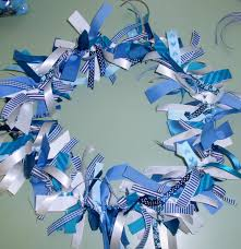 ribbon wreath diy tutorial from a catch my party member how to make a ribbon