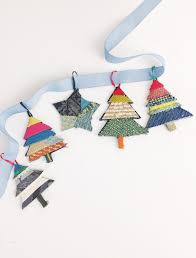 no sew handmade fabric ornaments camp