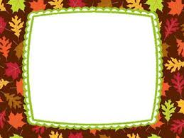 fall autumn and thanksgiving powerpoint backgrounds by runge