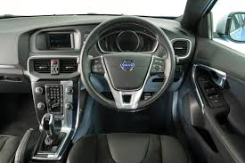 volvo hatchback interior used volvo v40 review pictures used volvo v40 front auto