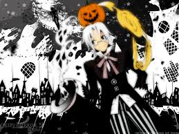 anime halloween background d gray man wallpaper and background 1600x1200 id 57784