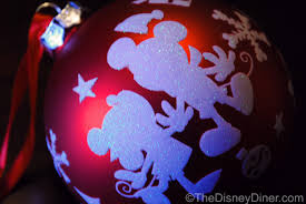 the disney diner new disney ornaments from the disney store
