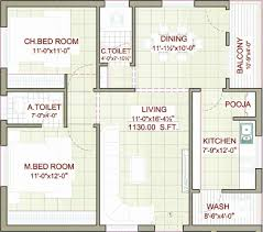 2bhk House Plans 2 Bedroom House Plans With Pooja Room U2013 Home Plans Ideas