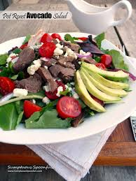 pot roast avocado salad sumptuous spoonfuls