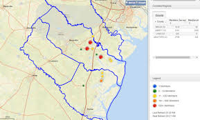 Power Outage Map Florida by Power Outages Across Coastal Areas Of Georgia And Sc Check Your