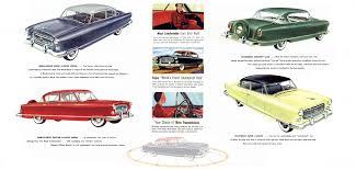 rambler car logo 1954 nash ambassador and statesman none so new as nash