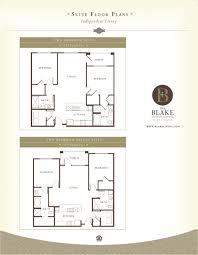 senior living floor plans in baton rouge louisiana the claiborne