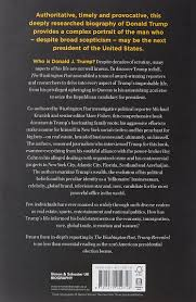 trump revealed marc fisher 9781471159718 amazon com books