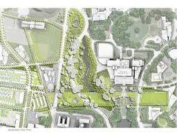 Cleveland State University Map by First Look Cwru Announces Bold Plan For A New Greenway In