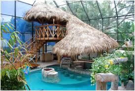 Cool Swimming Pool Ideas by Best Mediterranean Tropical Retreat Backyard Images On