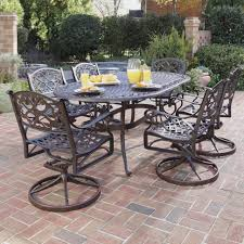 6 Piece Patio Dining Set - patio dining set gallery design and furnirture