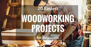 20 easiest woodworking projects for beginners apartment improvement