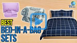 Top 10 Bed In A Bag Sets Of 2017 Video Review
