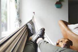 how to hang a hammock indoors comfort awaits