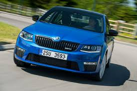 skoda octavia vrs review auto express