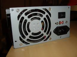 Computer Power Supply Fan Replacement