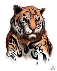 tiger designs ideas