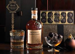 whiskey photography whiskey and truffles gift box pursuitist