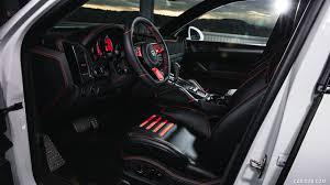 Porsche Cayenne Interior - 2018 techart magnum sport 30 years edition based on porsche