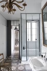 Modern Vintage Bathroom 10 Walk In Shower Ideas That Wow Galleries House And Tile Flooring