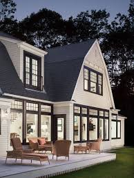 Gambrel Style Roof Beach Style Exterior Home With A Gambrel Roof Ideas U0026 Design