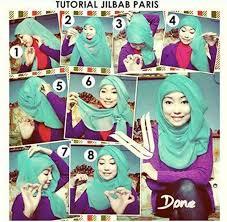 tutorial hijab turban ala april jasmine gorgeous hijab style for special occasions just hijabis