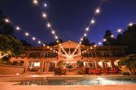 patio ideas christmas lights for outdoor walls lights for