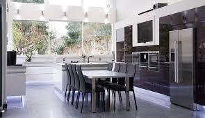 le cuisine design cuisine design extension maison modèle rendez vous