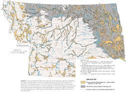 A Map Of Montana by Ha 730 I Regional Summary