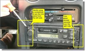 remove and replace mazda miata radio pictures chuckegg com
