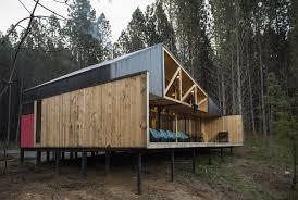 la quimera house ruca proyectos archdaily