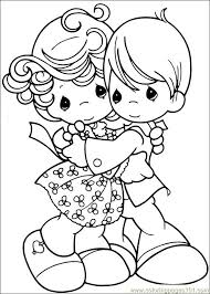 precious moments baby coloring pages funycoloring