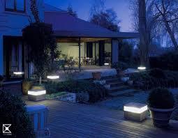 exterior home lighting design outdoor garden lighting exclusive touch of charming lighting idea