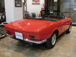 fiat roadster classic 1971 fiat 124 sport spider 1600 cabriolet roadster for
