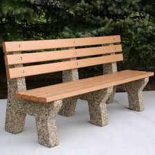 High Back Garden Bench Outdoor Curved Bench Seating Curved Garden Bench Curved Garden