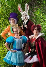 ballet group takes byu u0027alice wonderland u0027