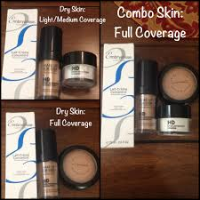 light coverage foundation for oily skin combo skin makeup by sharona